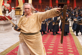 David Carradine stars as Bird, a former warrior who mentors a young thief.